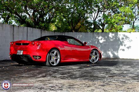 ferrari f430 custom ferrari f430 custom wheels hre p47sc 20x9 0 et tire
