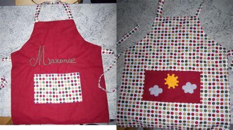 couture tablier de cuisine modele couture tablier cuisine