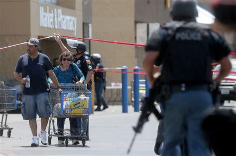 el paso walmart shooting suspect  talking