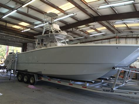 Freeman Boats 37 by New Build 37 Freeman Updates 5 6 14 Page 7 The Hull