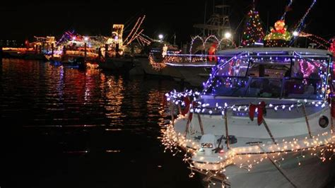 Miami Outboard Club Boat Parade by Boat Parade At Bayfront Park On Tap For Saturday Miami