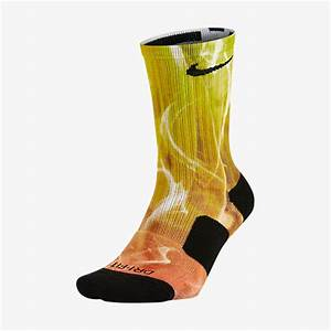 Nike LeBron 12 Flight Pack Socks | SportFits.com
