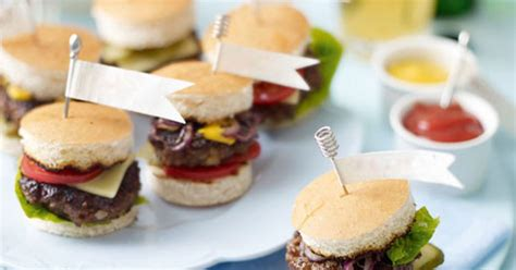 Party Food Ideas For New Year's Eve Including Recipes For