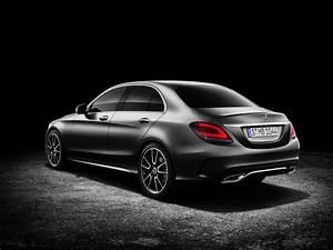 Mercedes Classe C Restylée 2018 : mercedes classe c 2018 photos et infos de la classe c restyl e photo 3 l 39 argus ~ Maxctalentgroup.com Avis de Voitures