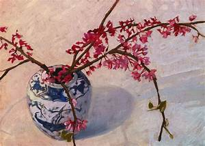 Patrick Saunders Fine Arts - Floral - Painting - Oil on ...