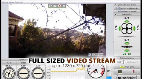 autoflight   powerful ardrone control program  pc youtube