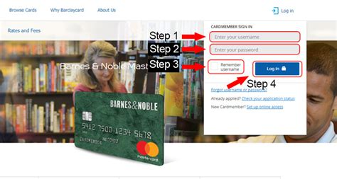 barnes and noble credit card barnes noble credit card login at home barclaycardus