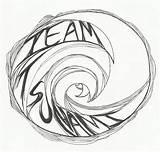 Tsunami Coloring Getdrawings Drawing sketch template