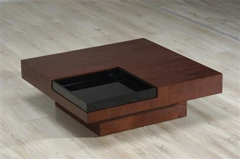 Contemporary coffee table   Scintillating Home