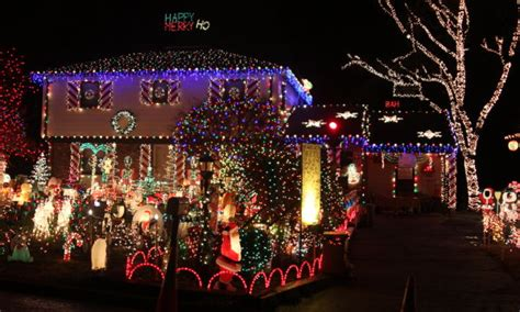 richmond tacky light tour limo 8 destinations to enjoy tacky christmas decorations aol
