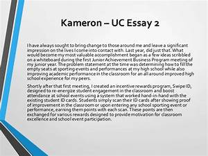 Thesis Statement Generator For Compare And Contrast Essay Sample Uc Essays Prompt  Download Short Essays For High School Students also Is Psychology A Science Essay Sample Uc Essays Unforgettable Moment Essay Sample Uc Essays Prompt  How To Write An Essay High School