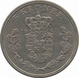 5 Kroner - Frederik IX - Denmark – Numista