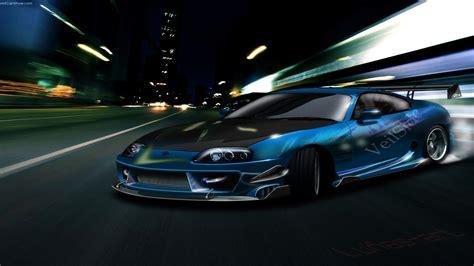 Toyota Supra Car Hd Wallpaper-1080p Free Hd Resolutions