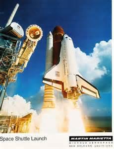 NASA Mini Space Shuttle