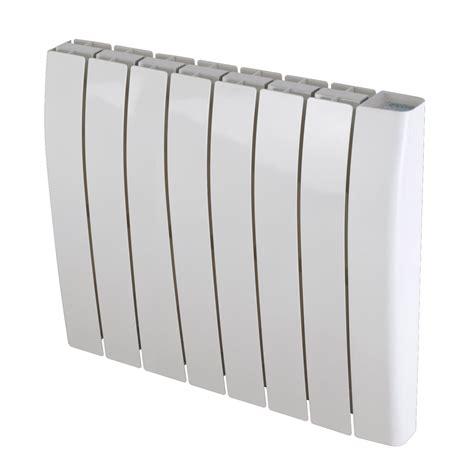 radiateur electrique cuisine radiateur électrique à inertie deltacalor sagoma