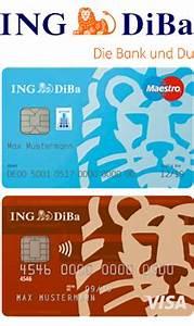 Ing Diba Visa Abrechnung : bestes kostenloses girokonto mit kreditkarte konto testsieger 2018 ~ Themetempest.com Abrechnung