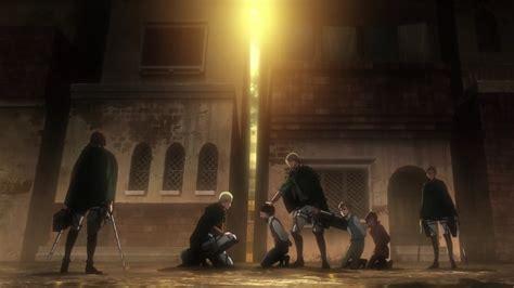 attack  titan  regrets  episode spoilers