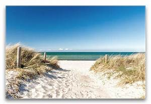 Nordsee Bilder Auf Leinwand : strandaufgang ostsee 3 2 ostsee auf leinwand ~ Watch28wear.com Haus und Dekorationen