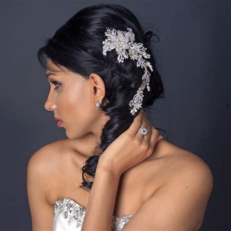 Gallica Bridal Vine Hair Comb Elegant Bridal Hair