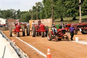 Lanesville Heritage Tractor Pull