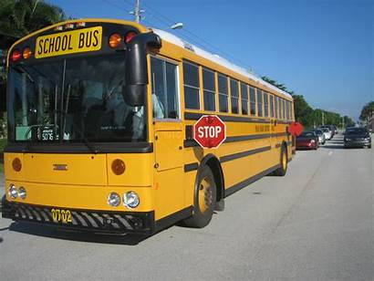 Buses Bus Thomas Road Safely Stop Children