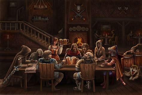 tavern  araniartdeviantartcom  atdeviantart