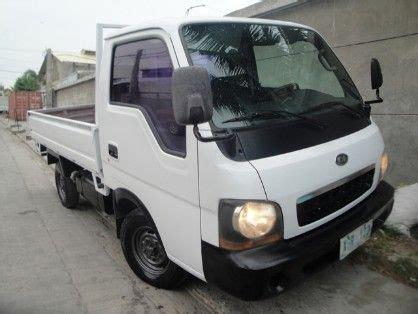 kia kc dropside ft wd diesel full size