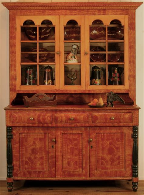 pennsylvania decorated dutch cupboard sold olde hope