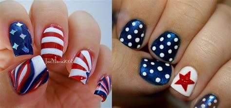15 Stunning Fourth Of July Nail Art Designs, Ideas, Trends