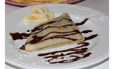 Krepa me çokollate dhe banane - Adda's All