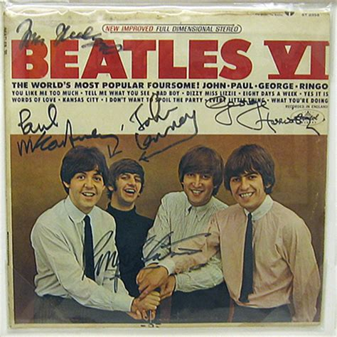 Most Collectible Beatles Albums