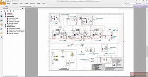 Cat Cp-533e And Cs-533e Vibratory Compactor Hydraulic System