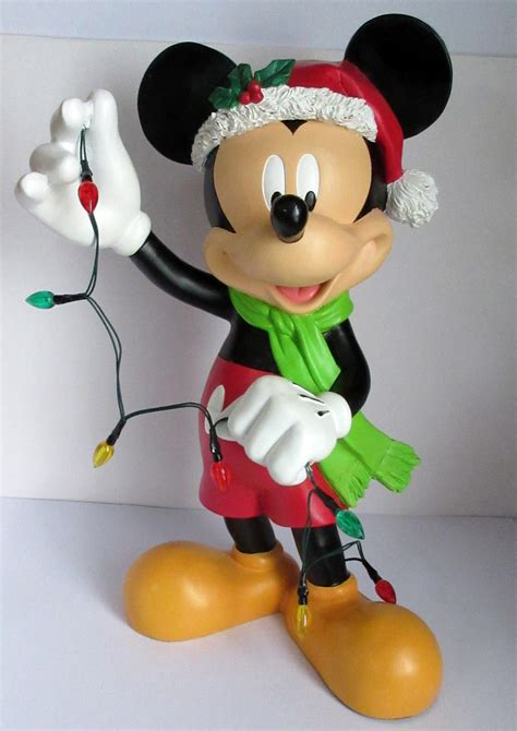 mickey mouse christmas lights outdoor lighting
