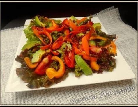 cuisiner la salade verte salade tomates cuisine facile cuisiner rapide avocat