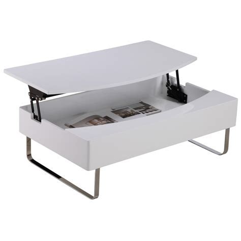 Furniture: Best Transforming Space Saving Coffee Table