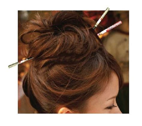 10 japanese hairstyles with sticks hairstyles