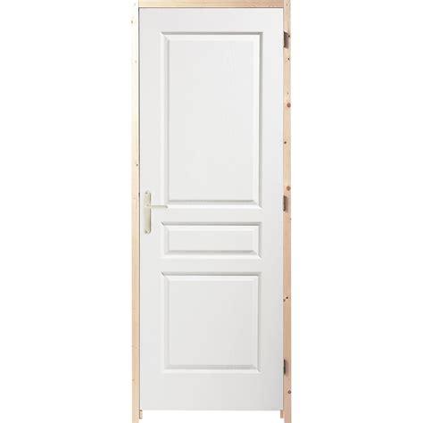 facade porte cuisine sur mesure bloc porte postformé postformé h 204 x l 83 cm poussant