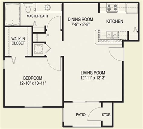 one bedroom house floor plans mt apartment floor plans available at veranda apartment homes