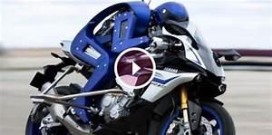 Moto Qui Roule Toute Seul : motobot le robot qui fait de la moto tout seul ~ Medecine-chirurgie-esthetiques.com Avis de Voitures