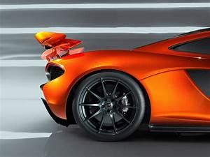 McLaren P1 Supercar First Specs And Live Photos