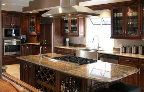 granite counter top selections tier  nugreen contracting
