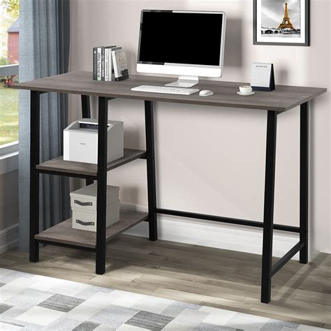 student desk 47 6 modern wooden computer table for home