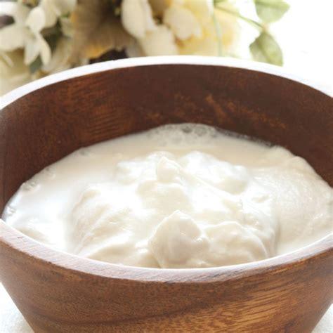 recipe for almond milk yogurt