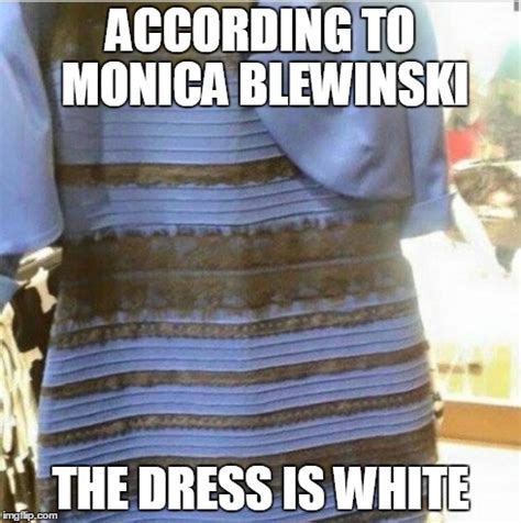 Dress Meme - blue dress imgflip
