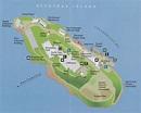 Map of Alcatraz Island | San francisco photos, Alcatraz ...
