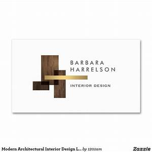 Modern Architectural Interior Design Logo and Business ...