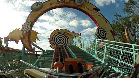 primeval whirl pov full ride disneys animal kingdom