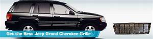 Jeep Grand Cherokee Grille - Grill - Action Crash