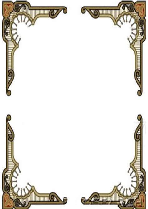 marcos y bordes decorativos para tarjetas de baby shower