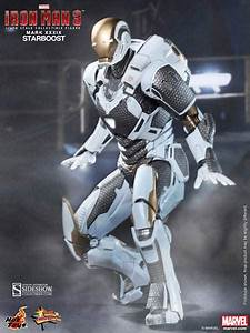 Hot Toys - Iron Man Mark XXXIX Starboost - One Sixth Scale ...
